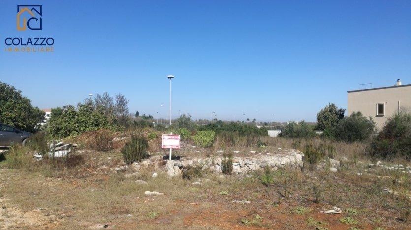 Casarano suolo edificabile