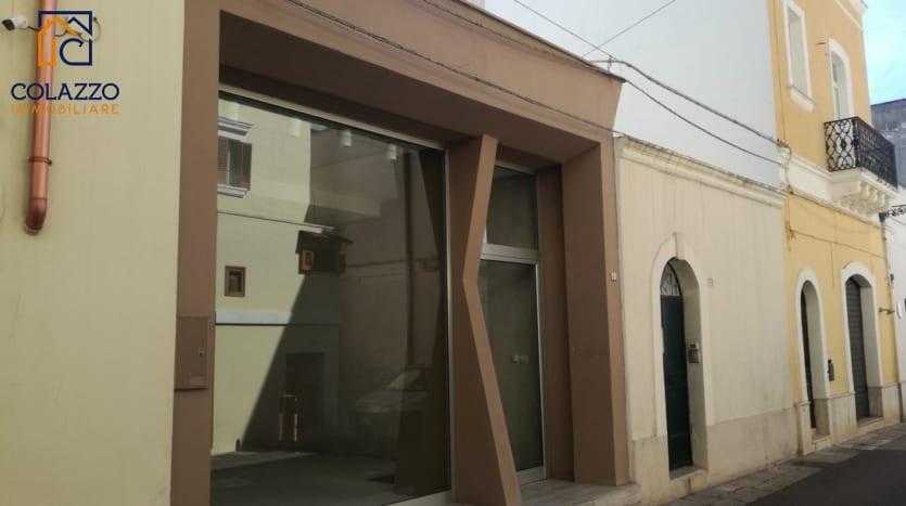 Casarano affitto Locale commerciale in Via Roma