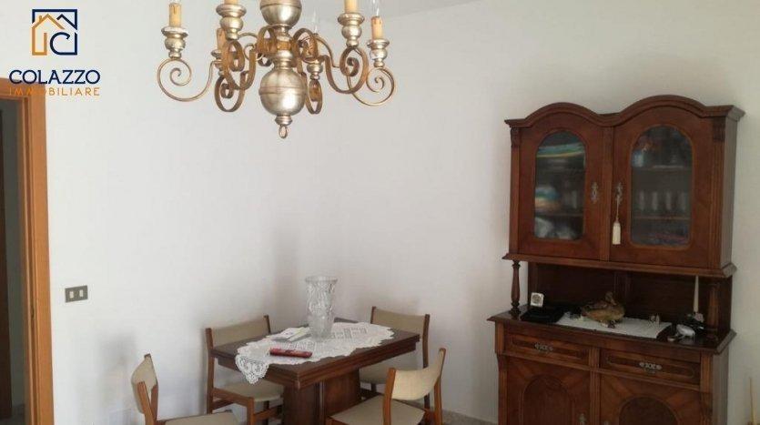 Casarano Appartamento vista interno soggiorno