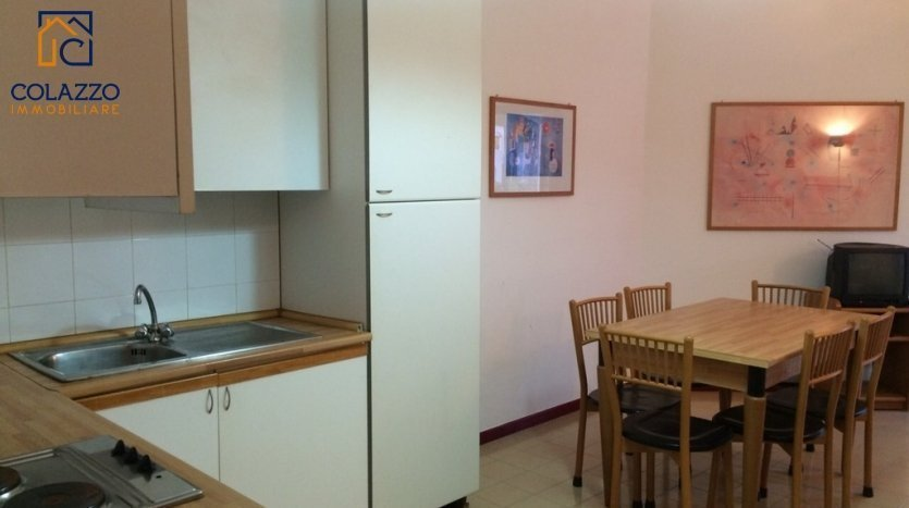 Cucina Appartamento in Residence Villaggio Campoverde