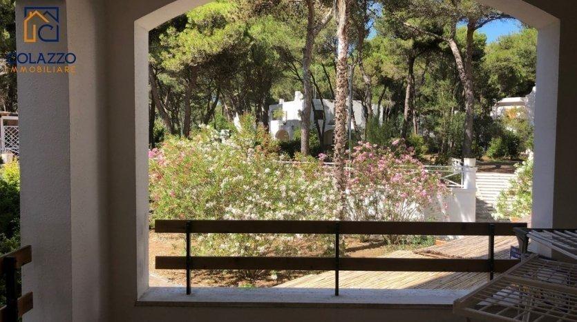 verandina Appartamento in Residence Villaggio Campoverde
