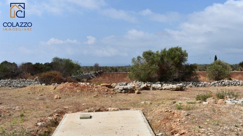 Riserva Idrica Casa allo stato rustico a San Gregorio