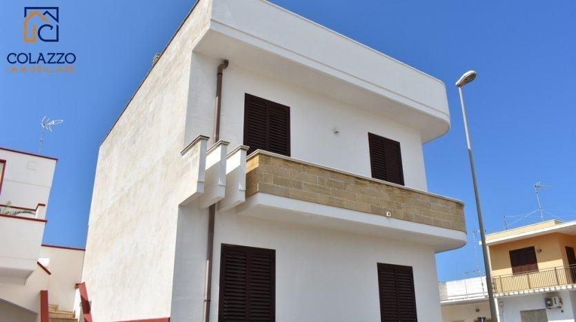 Prospetto 4 casa Torre San Giovanni
