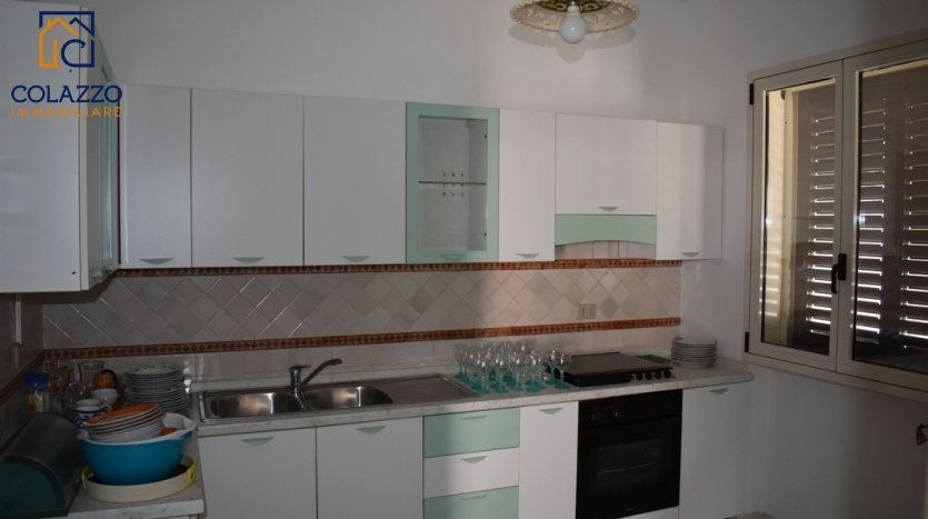 Cucina casa Torre San Giovanni