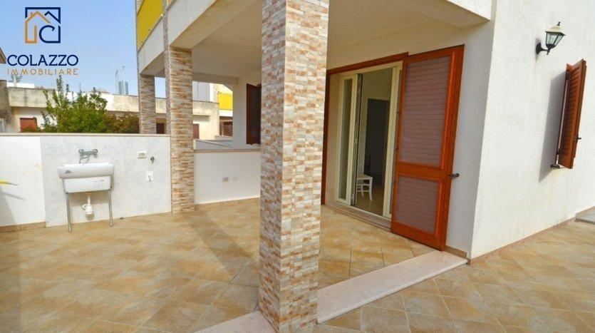 portico appartamento a Torre Vado in vendita