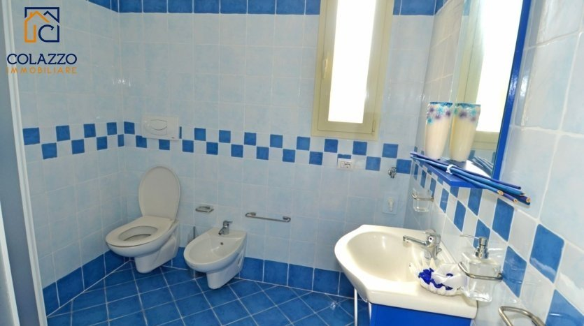 Bagno appartamento a Torre Vado in vendita