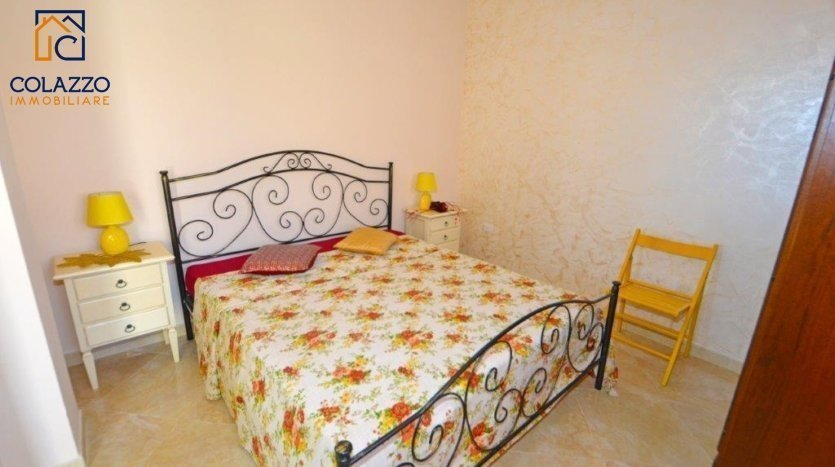 Camera Matrimoniale Appartamento al mare nel Salento